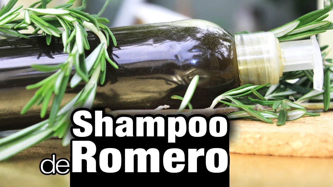 Como preparar el agua de romero para hacer crecer el cabello