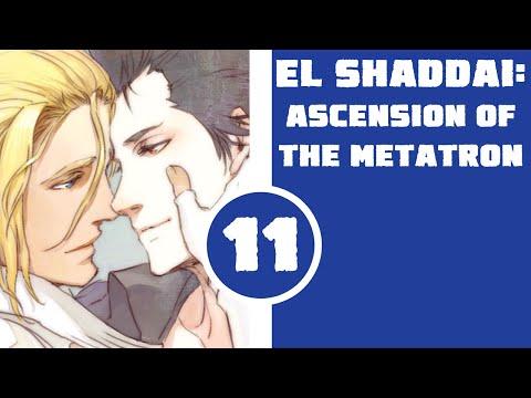 Let's Play: El Shaddai - Part 11 - 2D Platforming in Hell?