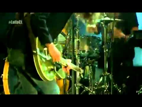 Soundgarden - Jesus Christ Pose & Outshined Live Lollapalooza Chile 2014