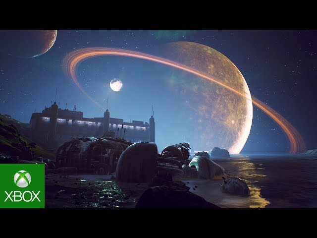 The Outer Worlds - E3 2019 - Official Trailer