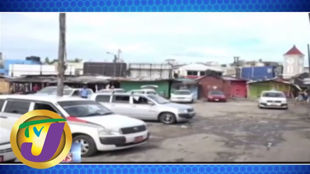 TVJ News: Brazen Gun attack in May Pen - May 25 2019