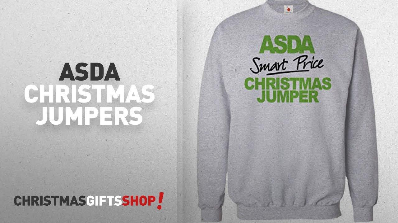ASDA Christmas Jumpers Ideas: FUNNY CHRISTMAS JUMPER ASDA SMART ...