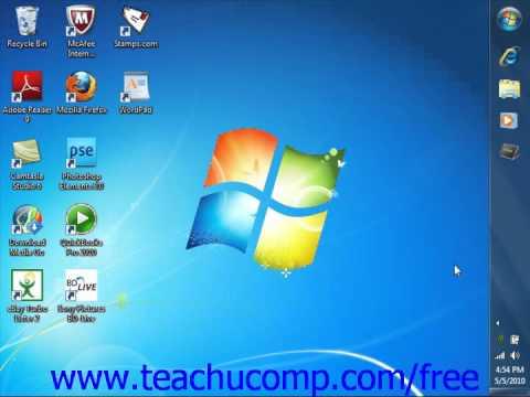 Pdf] microsoft windows 7 free tutorial for beginners.