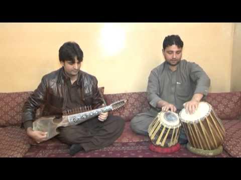 Ustad Zarjan Rabab and Abdullah Dabla- Da Mangi Ghara Me Shna