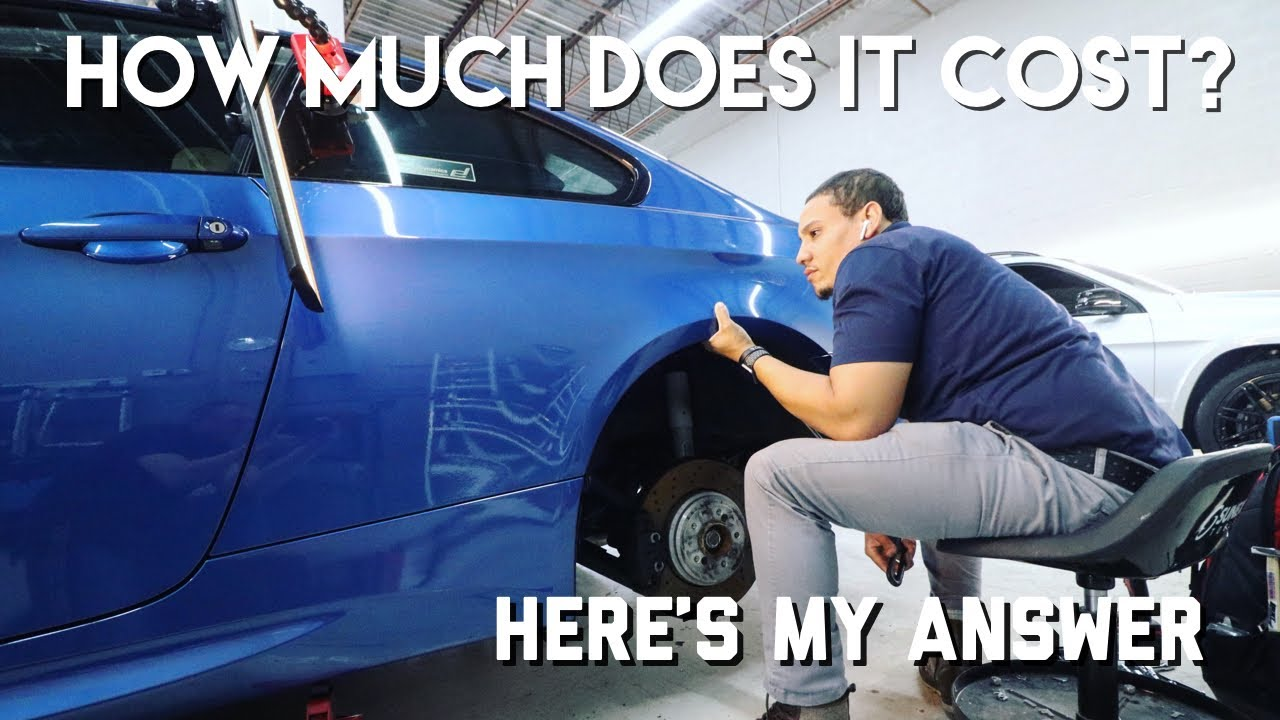 Paintless Dent Removal Cost >> Sunday Pdr Business Talk How I Price My Paintless Dent Repairs
