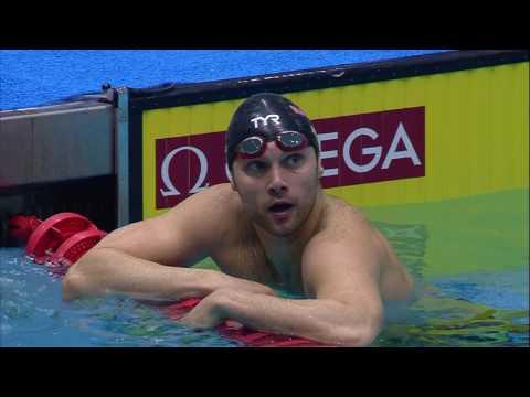 Men's 100 Breast A Final | 2017 Arena Pro Swim Series At Indianapolis