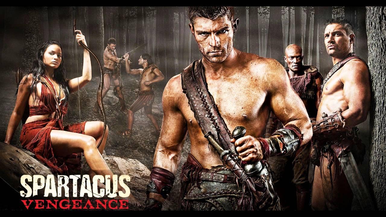 Spartacus Film 2012