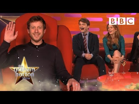 Download Youtube: Red Chair Story: James and the Limo - The Graham Norton Show: preview - BBC One