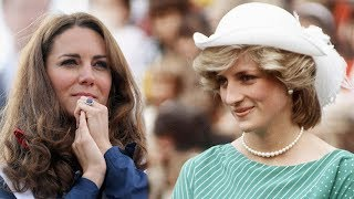 What Duchess Kate inherited from Princess Diana revealed