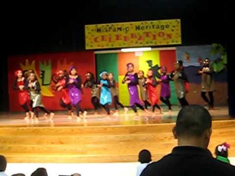 Hines Caldwell Dance Team