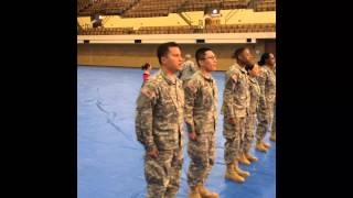 The Recruit Sustainment Program is designed to prepare our soldiers...