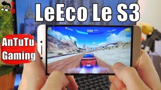 leEco Le S3 X626 Performance Test: Benchmarks and Gaming