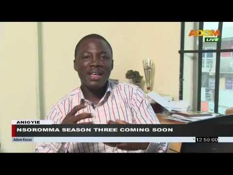 Nsoromma Season 3 coming soon - Premotobre Kasee on Adom TV (21-8-20)