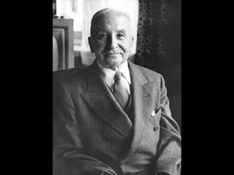 Masters of Austrian Economics #3: Ludwig von Mises