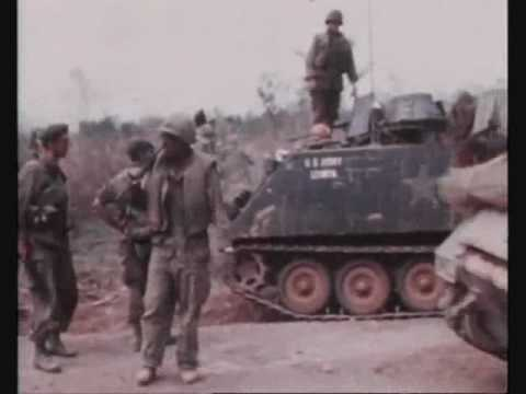 Creedence Clearwater Revival - Who'll Stop The Rain - Vietnam Montage