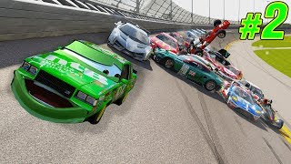 DINOCO'S ALL MINE CRASH (Attempt #2 + FAILS!) | Forza Motorsport 6 | NASCAR Expansion