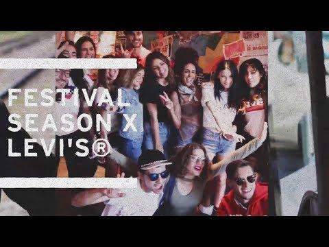 FESTIVAL SEASON X LEVI'S®