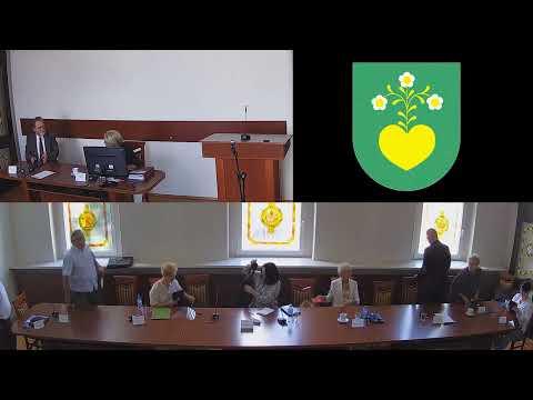 Sesja Rady Miejskiej w dniu 30.06.2020