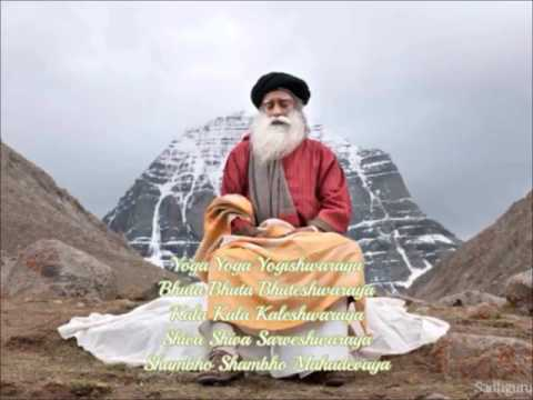 Chant with Sadhguru  1hr & 12min!