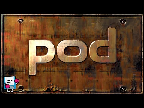POD PC Game Review | 1997 Ubisoft Old PC Racing Game | Second Wind