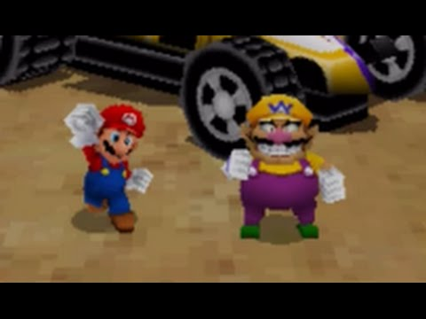 Mario Party DS (Wii U) - Story Mode: Donkey Kong's Stone Statue
