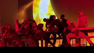 Ariana Grande - Raindrops + God is a Woman Live - Sweetener Tour - San Jose, CA