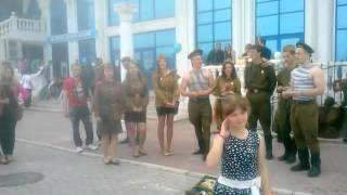 Копия видео Севастополь 9 мая (2014)