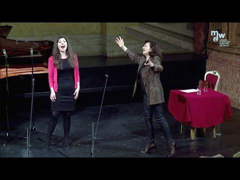 Masterclass with Krassimira Stoyanova