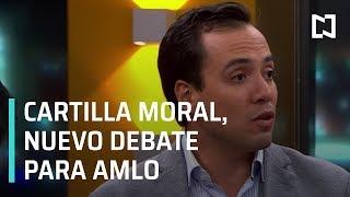 Cartilla Moral Un Nuevo Debate Para López Obrador   Punto Y Contrapunto