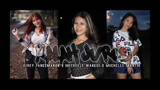 Download Mp3 Kalah Jurus - Kirey Pangemanan X Michelle Wanggi X Michelle Mantik