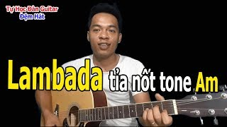 LAMBADA Guitar Cover Tone Am