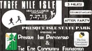 Three Mile Isle: Obstacle Course Challenge | Register @ DiscoverPI.com