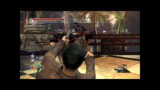 John Woo Presents Stranglehold - gameplay [PL] in HD - 1080p