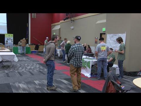 Keystone College Creekwalkers Host Expo