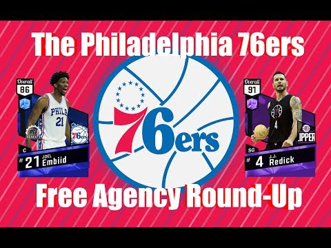 Philadelphia 76ers 2017 Free Agency Round-Up