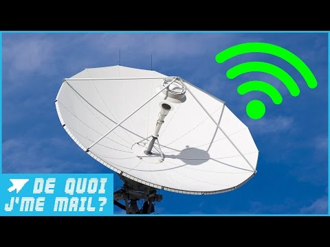 Internet par satellite : comment ça marche ? DQJMM (2/3)