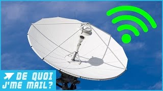 Internet par satellite : comment ça marche ? DQJMM (2/3)