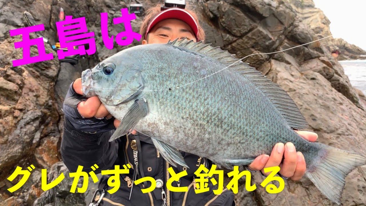 五島列島に巨大オナガを狙いに行ったらずっと釣れた!【フカセ釣り専門学校】