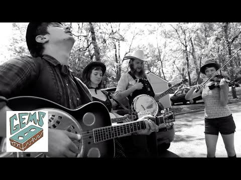 "Lost Dog street band, ""Coming Down,"" featuring Thirteen Strings and a Two Dollar Bill // Take Away"