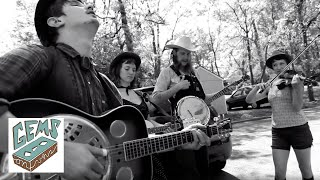 """Lost Dog Street Band, """"Coming Down,"""" featuring Thirteen Strings and a Two Dollar Bill // Take Away"""