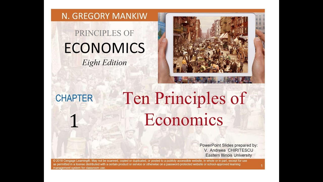 principles of economy chapter 3 Principles of economics 3rd edition the third edition of this bestseller provides students with an in-depth understanding of basic microeconomics and spanning eight chapters, the content focuses on the fundamental knowledge of the local economy discussions include the history and development.