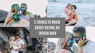 5 Things To Know About Dating An Indian Man