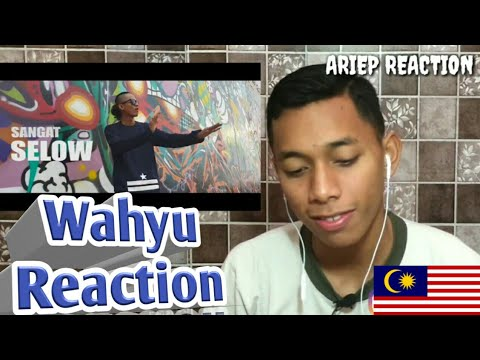Wahyu - Selow (Official Music Video) #Malaysia React