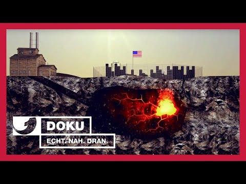 Centralia - Stadt der brennenden Erde   Entdeckt! Geheimnisvolle Orte   kabel eins Doku