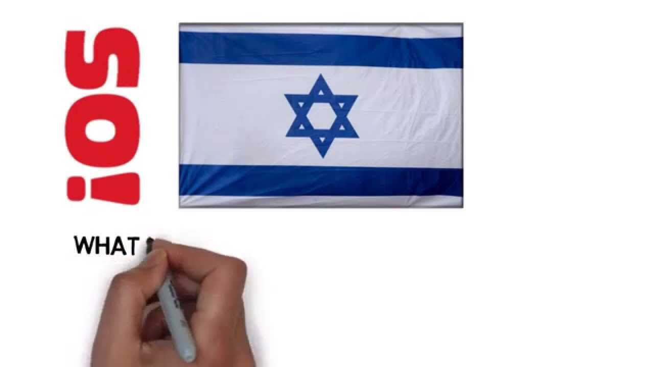 Meaning Of The Israeli Flag Youtube