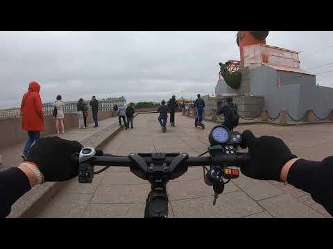 Yokamura RS - дороги Санкт-Петербурга, день второй.