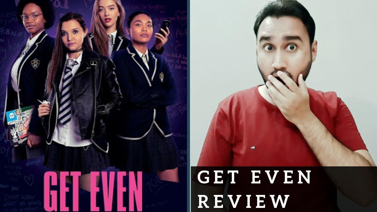 Get Even Review   Netflix Original Series Get Even   Get Even Netflix Review   Faheem Taj