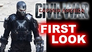 Captain America 3 Civil War - Crossbones & Wakanda First Look - Beyond The Trailer