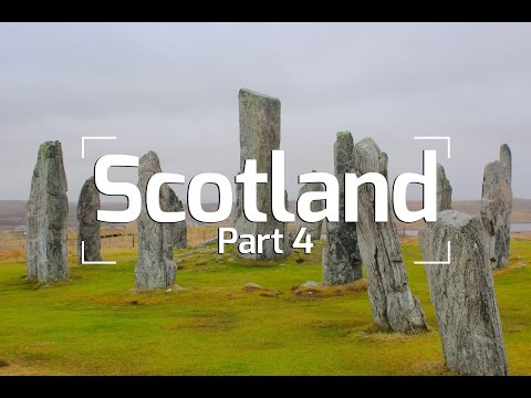 Scotland: Gaelic in the Hebrides (Part 4/4)