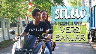 WAHYU - SELOW Parodi (Versi Banjar Reggae Cover) | Alui Kicap ft. Amat Cirax